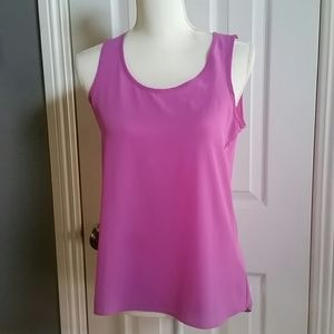 Express open back Lavender top size XS